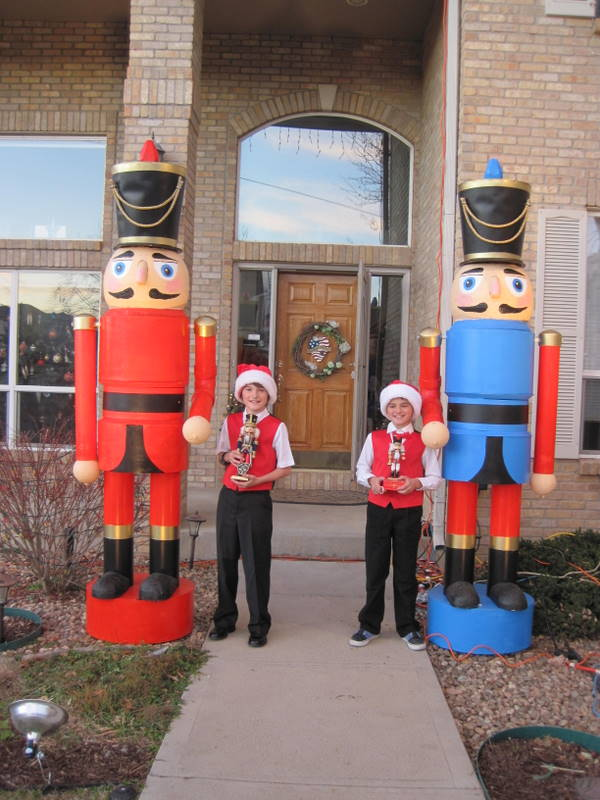 The Real Nutcrackers